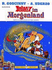 Astérix chez Rahazade (version allemande)