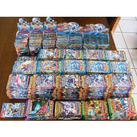 vente de carte pokemon 500 cartes POKEMON   Cartes de jeux | Rakuten