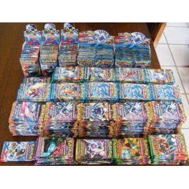 500 Cartes Pokemon Cartes De Jeux Rakuten