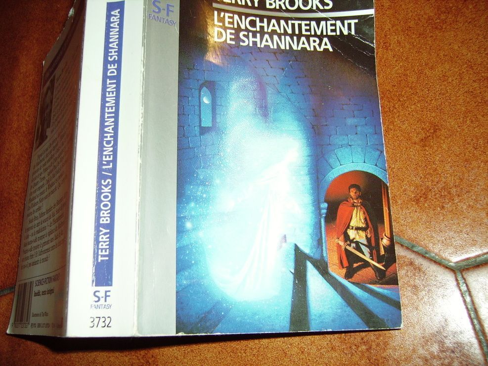 L Enchantement De Shannara Litterature Rakuten