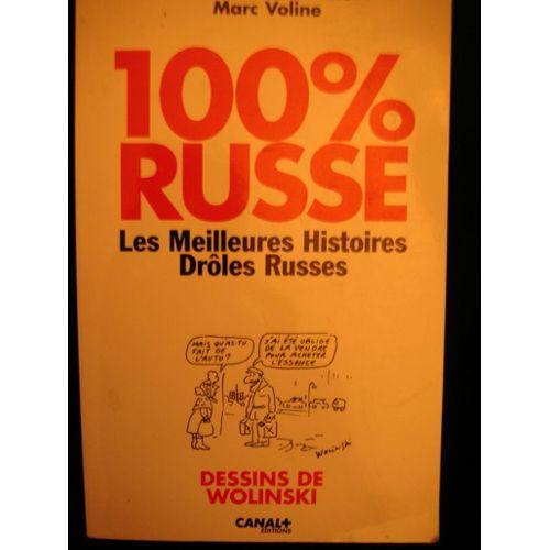 100 Russe Les Meilleures Histoires Droles Russes Rakuten