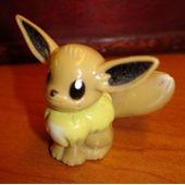 Figurine POKEMON Figure MENTALI Hauteur= 5,2cm Officielle de marque Bandai