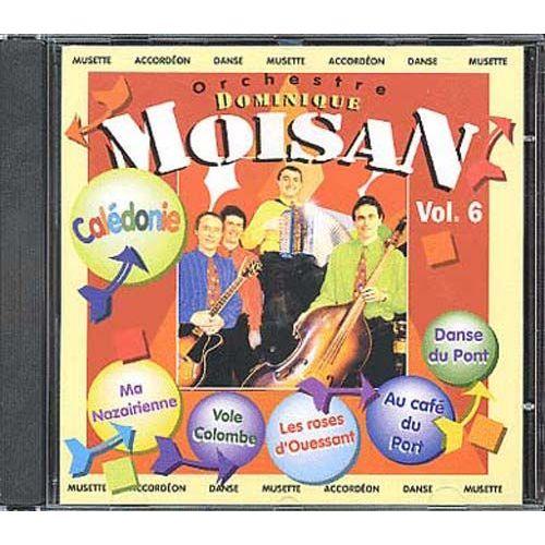 Dominique Moisan Calendrier.Caledonie Orchestre Dominique Moisan Vol 6 Rakuten