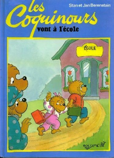 Les coquinours vont a l'ecole                                                                 032197