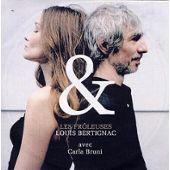 Louis Bertignac Et Carla Bruni - Les Froleuses - Cd Single 1 Titre