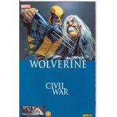 """Wolverine 159 - Collector Édition ( Logo """"Collector Edition"""" Sur La Couverture ) - Wolverine  N° 159 : """" Vengeance """" ( Civil War )"""