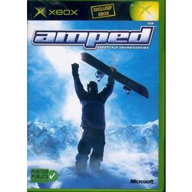 Amped Snowboarding Nt