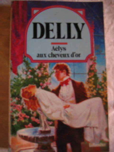 Aélys aux cheveux d'or (Collection Delly)