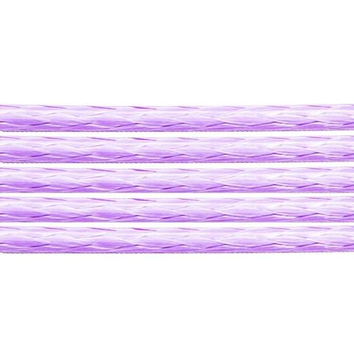 blanc Diamonte Ruban Taille 3//8 Noeuds Bandeaux Fabrication Carte 1 mètre violet