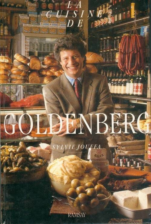 La cuisine de goldenberg