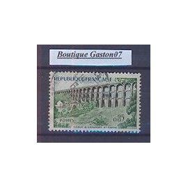 """France 1960: série touristique: 0,85F, """"Viaduc de Chaumont""""..Yvert n°1240..1 valeur oblitérée.."""