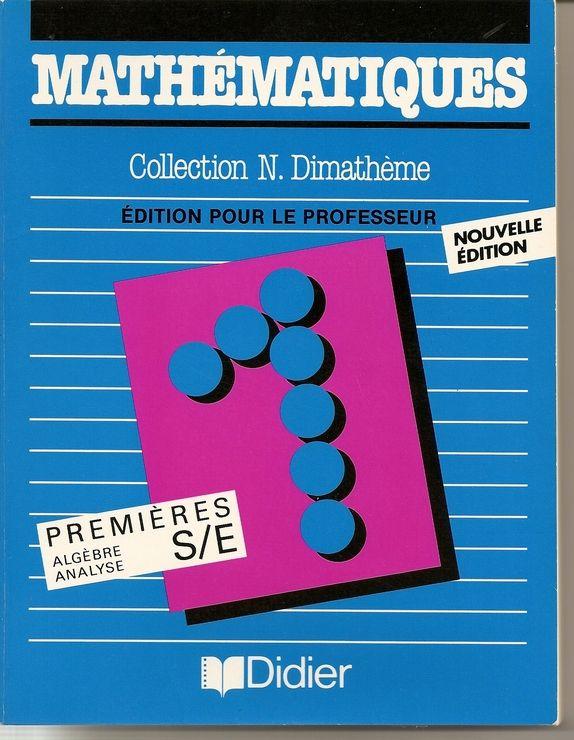 Maths 1e se algeb ed.87