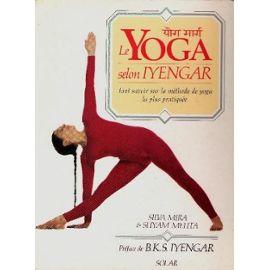 Yoga Iyengar Initiation Aux 23 Postures Classiques Rakuten