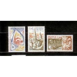 FRANCE  ANNEE 1977 N° 1934 1937 1938 NEUFS