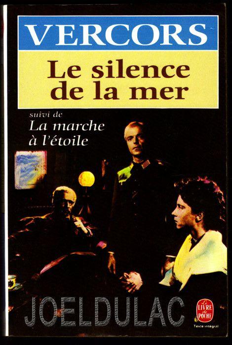 Le Silence De La Mer - Le Livre de Poche - 01/01/1995