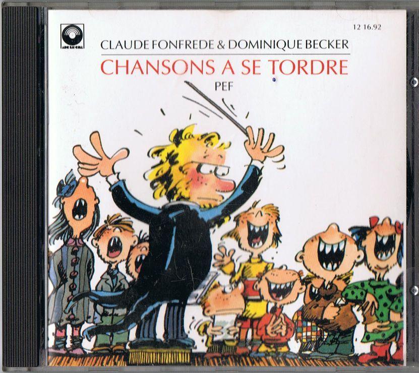 Chansons a Se Tordre