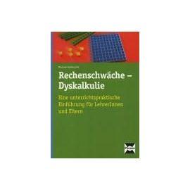Rechenschwäche - Dyskalkulie - Gaidoschik Michael