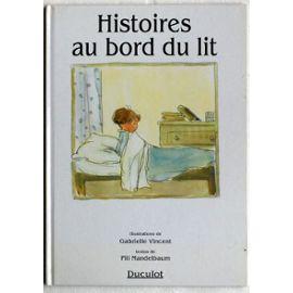 Histoires au bord du lit - Pili Mandelbaum