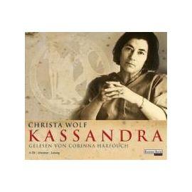 Kassandra - Christa Wolf
