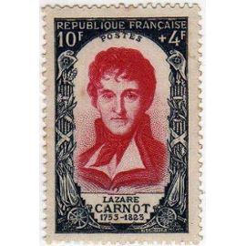 France 1950 - Y&T n°869 - 10f+4f - LAZARE CARNOT - Neuf