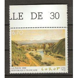 TIMBRE NEUF DE FRANCE ANNée 1996 N° 2989 SERIE ARTISTIQUE