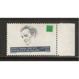 TIMBRE NEUF DE FRANCE année 1993 N° 2802 MARCEL PAGNOL
