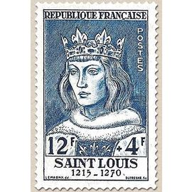 1954 SAINT LOUIS YVERT 989