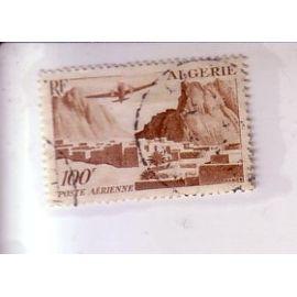 Algérie , Poste Aérienne , Timbre de 100 F