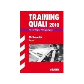 Training Quali 2012. Mathematik. Bayern