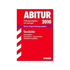 Abitur 2012 Geschichte. Leistungskurs. Gymnasium, Gesamtschule. Nordrhein-Westfalen - Elisabeth Wagner