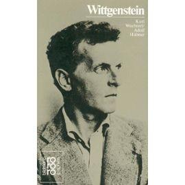 Wuchterl, K: Ludwig Wittgenstein - Kurt Wuchterl