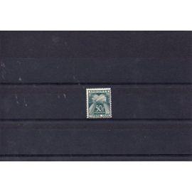 andorre - francais - 1943-46 - N° 40 - légende 40