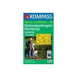 Nationalparkregion Nockberge / Liesertal 1 : 50 000