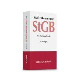 Strafgesetzbuch - Wolfgang Joecks