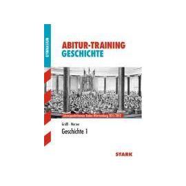 Abitur Tr. Geschichte 1 BW