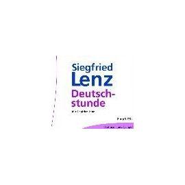Deutschstunde. 2 MP3-CDs - Siegfried Lenz