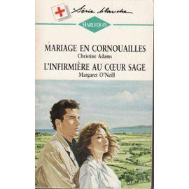 Mariage En Cornouailles - L'infirmière Au Coeur Sage - Christine Adams