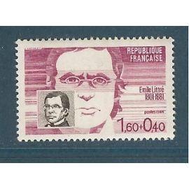 FRANCE année 1984 N° 2328 NEUF**EMILLE littré