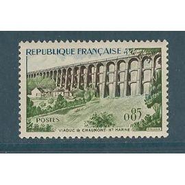 france année 1960 N° 1240 NEUF**VIADUC DE CHAUMONT