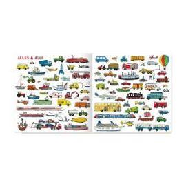 Schau mal, so viele Fahrzeuge