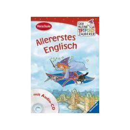 Der kleine Lernzauberer: Allererstes Englisch - Kirstin Jebautzke