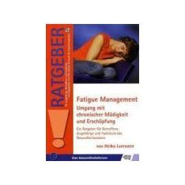 Fatigue Management - Heiko Lorenzen