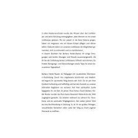Heider-Rauter, B: Mein Lichtkörper