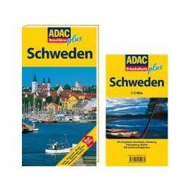 ADAC Reiseführer plus Schweden - Peter Mertz