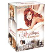 Angélique Marquise Des Anges - L'intégrale - Pack