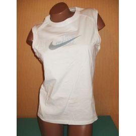 T-shirt tee shirt débardeur femme nike taille