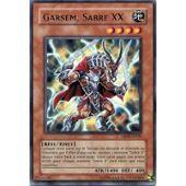 Cameleon espion sabre xx Yu Gi Oh TU03-FR008