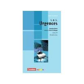 Atelier de lecture SOS Urgences /m.Audio-CD - Roselyne Bertin