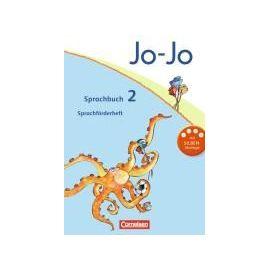 Jo-Jo Sprachbuch - Aktuelle allgemeine Ausgabe. 2. Schuljahr - Sprachförderheft - Collectif