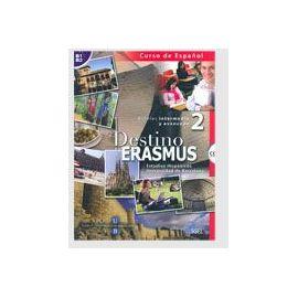 Destino Erasmus - Niveles Intermedio Y Avanzado 2. Libro Con Cd - Pedro Gras Manzano